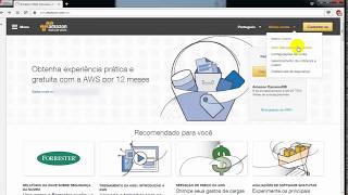 Criando um servidor VPS gratuito na Amazon - Forex - Robot