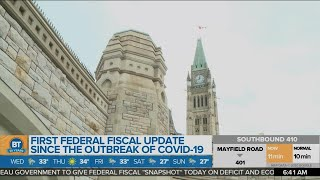 Business report: Feds to unveil first fiscal update since COVID-19 outbreak, back-to-school retail a