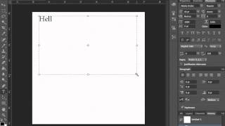 How to access Arabic and Hebrew features in Photoshop CS6