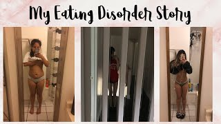 my eating disorder ( in pictures )