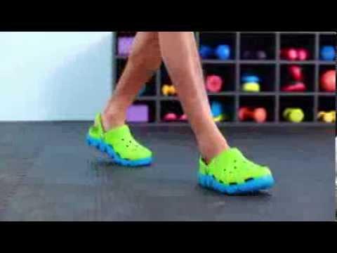 Crocs™ Duet Sport Clog - YouTube 01cfef693