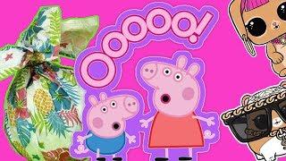 Świnka Peppa • Dzień Dziecka • bajka po polsku