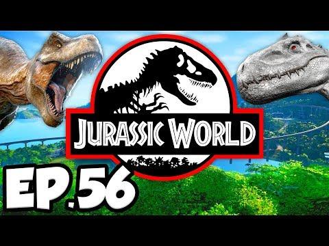 Jurassic World: Evolution Ep.56 - 🦖 ALLOSAURUS DINOSAURS FOSSILS, GYROSTATION! (Gameplay Lets Play) Mp3