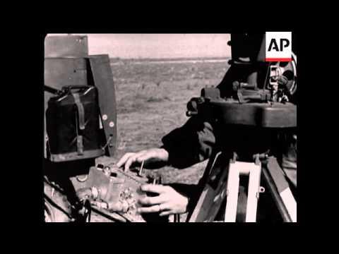 ATOM BOMB PREPARATIONS - SOUND