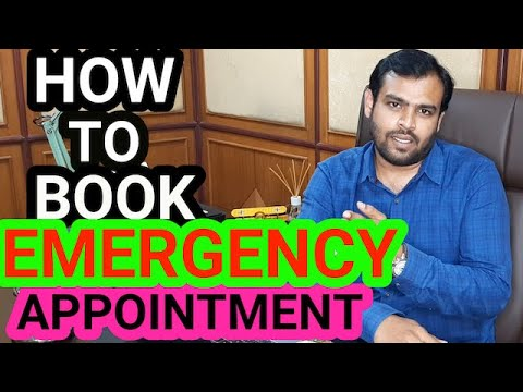 How To Book Emergency Or Expedited Visa Appointment Date For USA Visas  || Detailed Info In Telugu