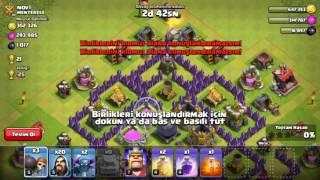 Clash of Clans BÖLÜM=1 Klana BUYRUN