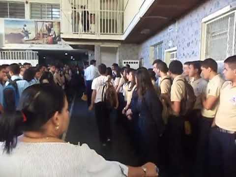 Proyecto Banda Estudiantina Antonio Jose de Sucre. Primera muestra. Himno del estado Aragua.