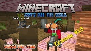Minecraft - Foxy's Mod Mix [15] - A Very Pink Kitchen