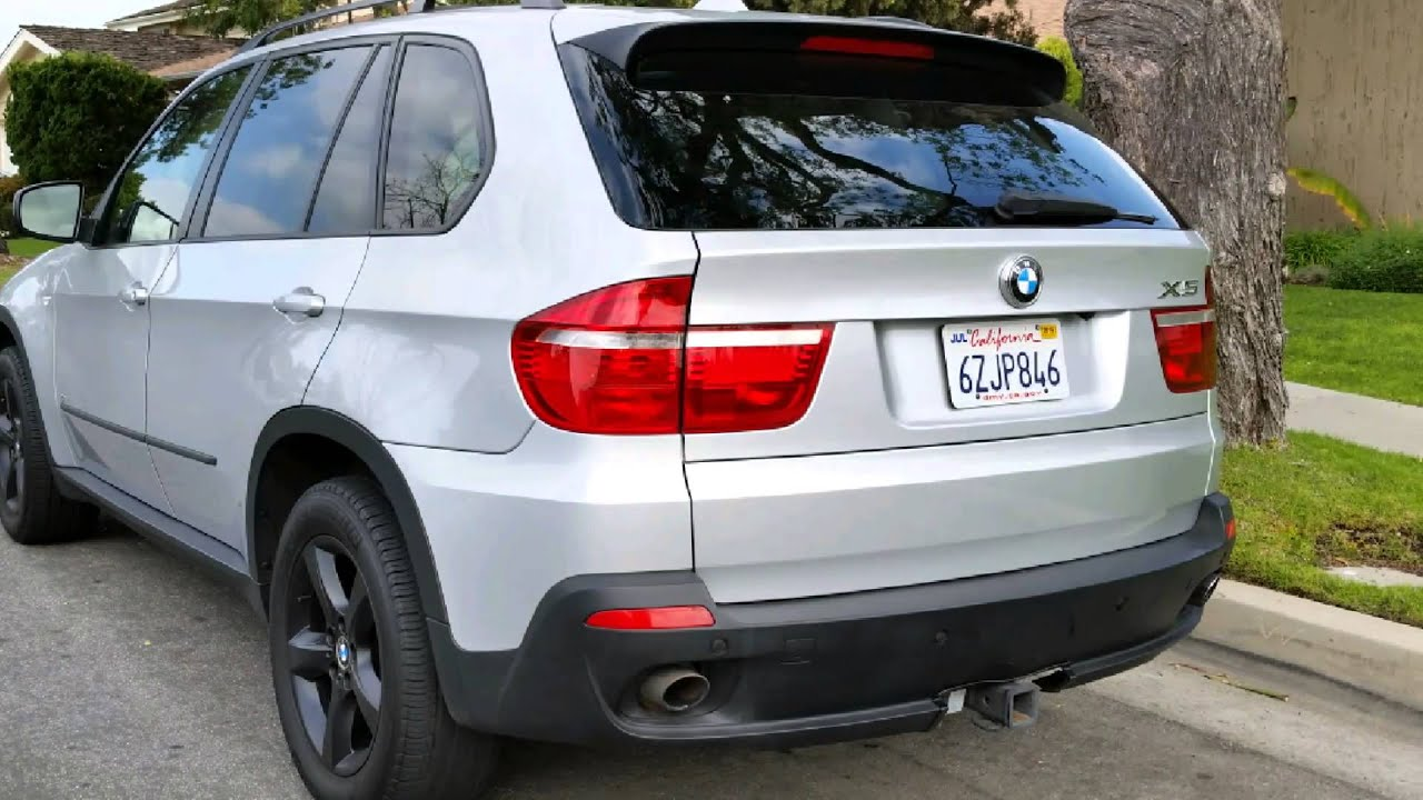 2008 bmw x5 fully loaded youtube. Black Bedroom Furniture Sets. Home Design Ideas