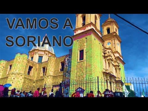 Vamos a Soriano, Colón Queretaro ✪ Vito
