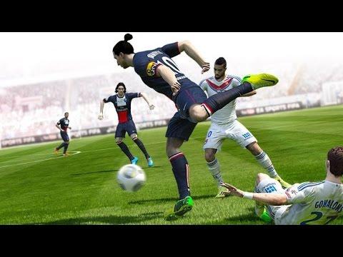 فيديو حصري يستعرض الجيم بلاي الخرافي للعبة فيفا 16