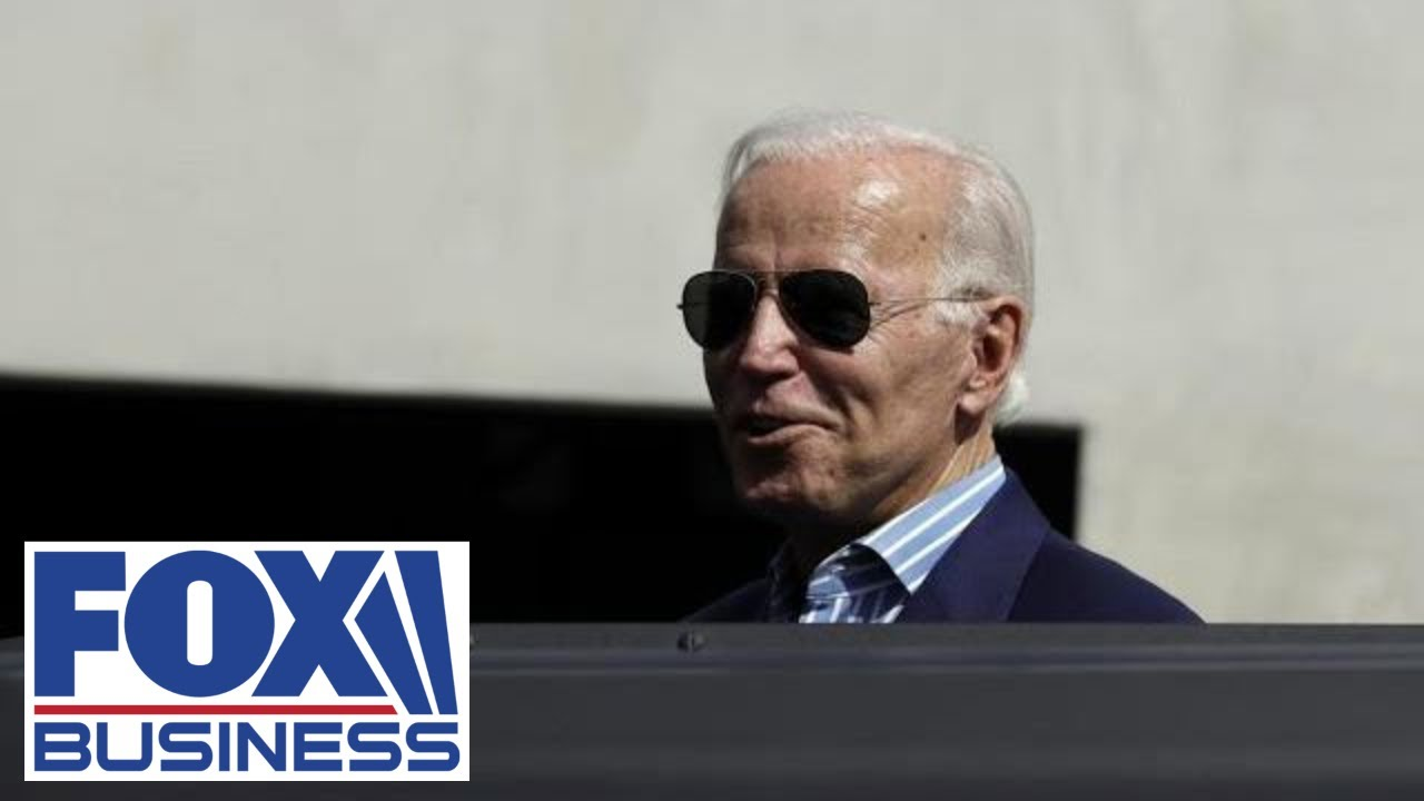 Biden leaves New Hampshire as voters head to polls - FOX Business