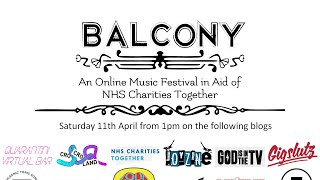 Balcony 2: An Online Music Festival in Aid of NHS Charities Together