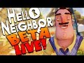 Hello Neighbor Beta 1