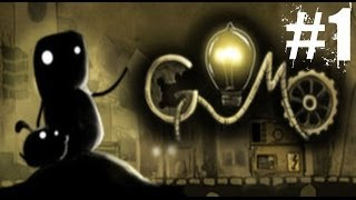 Gomo Walkthrough Part 1 Gameplay Lets Play Review [PC]