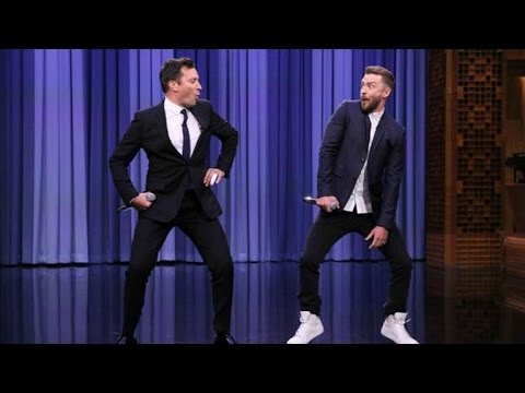Justin Timberlake Shares Cute Pics Of Son Silas, Brings Back 'History Of Rap' With Jimmy Fallon