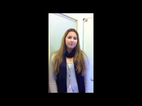 Journalism, technology & the future - Camilla & Roxii