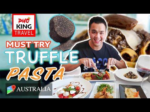 Unbelievable Italian TRUFFLE  PASTA In Fremantle Is A MUST TRY! Nunzio's Restaurant | PHOKINGTRAVEL