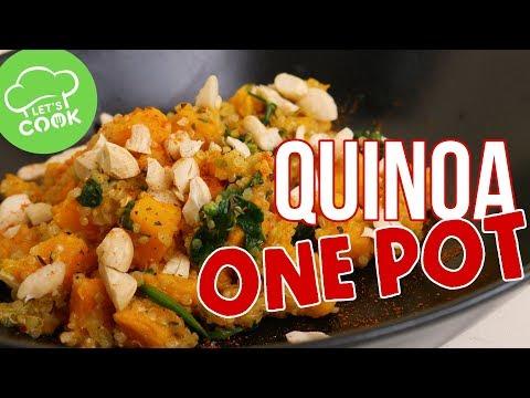 quinoa-one-pot-rezept-mit-süßkartoffel-|-vegan-|-veggie-wednesday