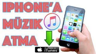 Iphone dan iphone müzik atma