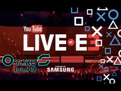 E3 | Sony Trailer Game | Otaku'S IslanD