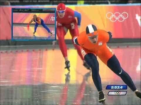 De Jong - Speed Skating - Men
