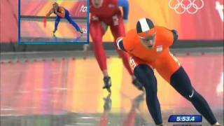 De Jong - Speed Skating - Men