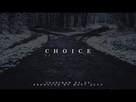 """Choice"" - Sad Emotional Storytelling Deep Love Piano Rap Beat Hip Hop Instrumental"