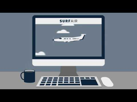 Surf Air Cyber Monday
