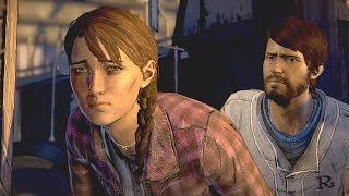 The Walking Dead Game Season 3 Episode 4 FULL EPISODE Walkthrough - Alternate Choices