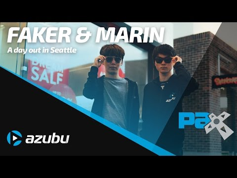 Faker & Marin's Day Off