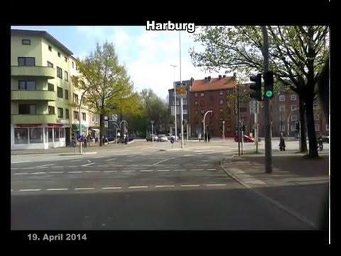 Eine Fahrt In Hamburg Harburg