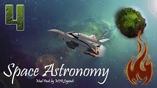 Minecraft FTB: Space Astronomy - #4 Короткометражка.