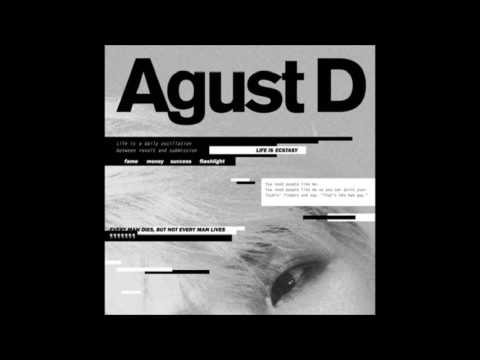 ]MP3/DL] give it to me - Agust D