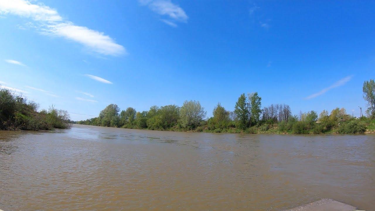 WTR Uście Solne-Wietrzychowice, tam gdzie Dunajec wpada na Wisłę