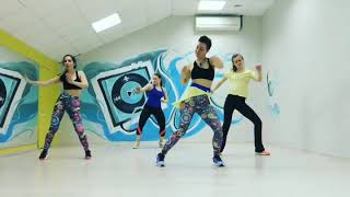 Reggaeton Fusion Dance | Choreo by Jane Kornienko