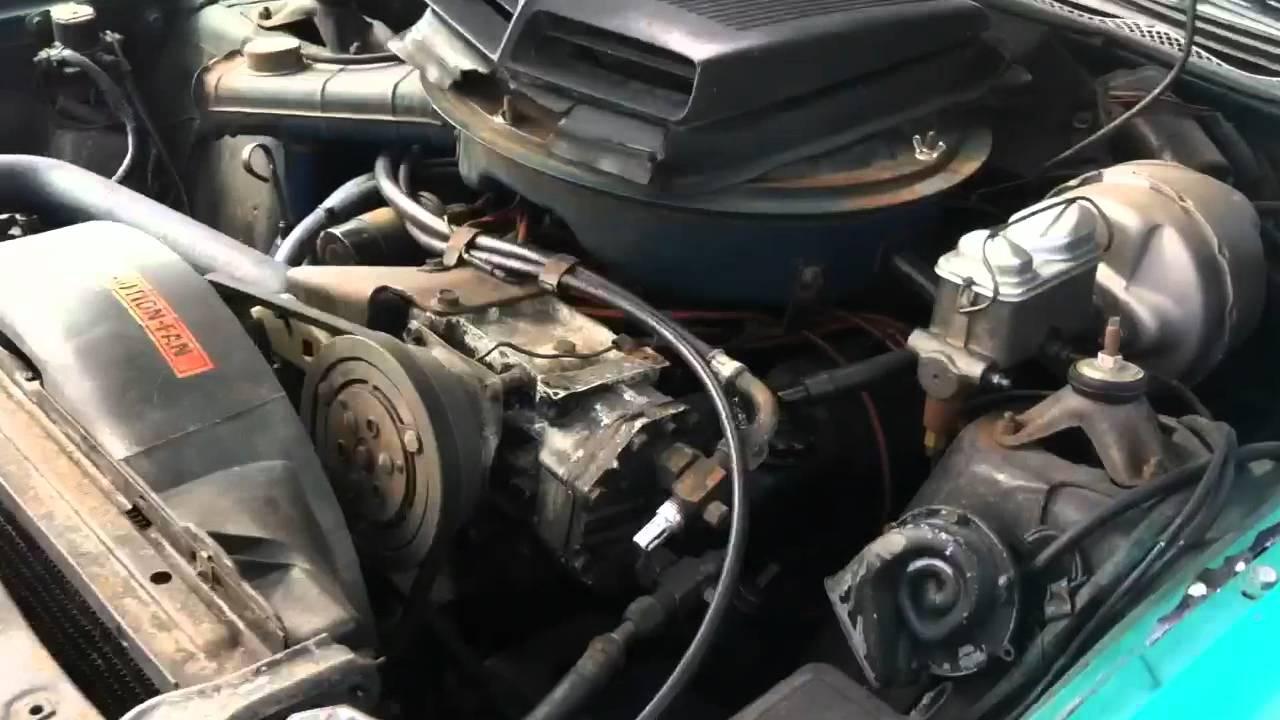 1970 Torino GT 351 Shaker Hood - YouTube