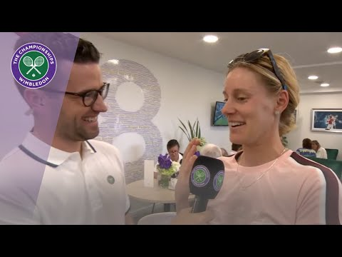 Riske inducted into Wimbledon Last 8 Club