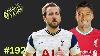 Suarez RETURNING to Liverpool?! + Real Madrid can't afford Kane!