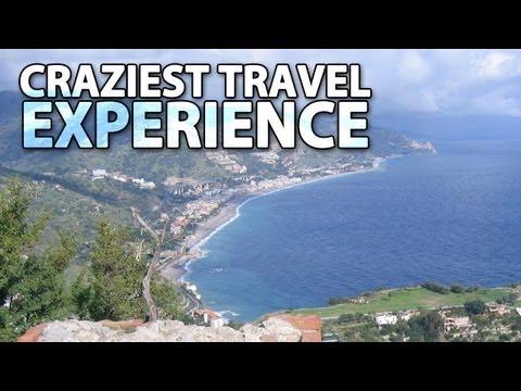 My Craziest Travel Experience!