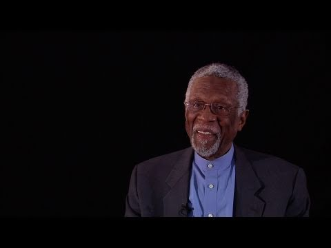 Presidential Medal of Freedom Recipient - Bill Russell