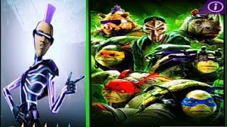 Черепашки ниндзя Легенды TMNT Legends #67 Мульт игра для детей #Мобильные игры