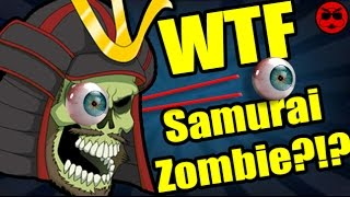 WTF?!? Floating Samurai Zombie Head Shmup EXPLAINED - Culture Shock