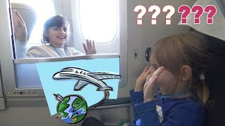 VLOG • DESTINATION SURPRISE EN AVION !! - Studio Bubble Tea