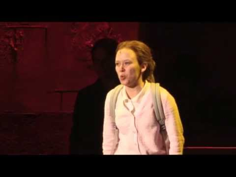 Carrie The Musical Off Broadway 2012 Revival  Footage
