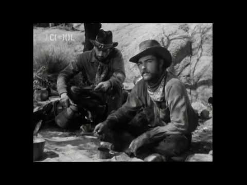 Žluté nebe (1948) - holící scéna