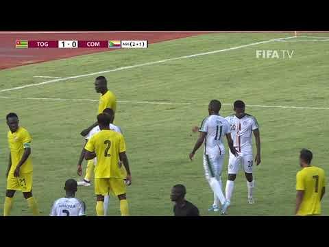 Togo v Comoros - FIFA World Cup Qatar 2022™ qualifier