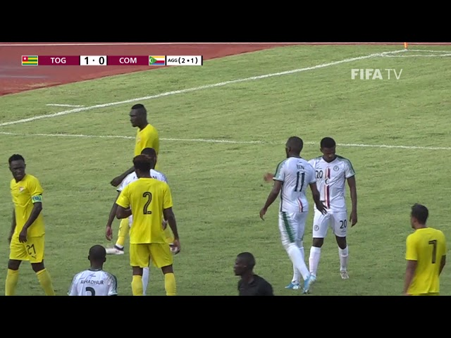 Togo v Comoros - FIFA World Cup Qatar 2022™ qualifier