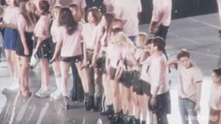 SHINee Minho SNSD Yuri (MinYul) - SMT Tokyo Unseen Moments