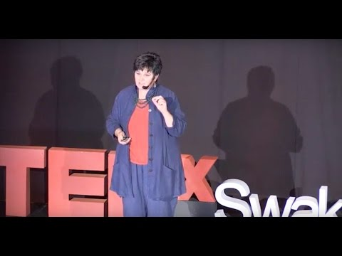Careering the job | Pam Miller | TEDxSwakopmund